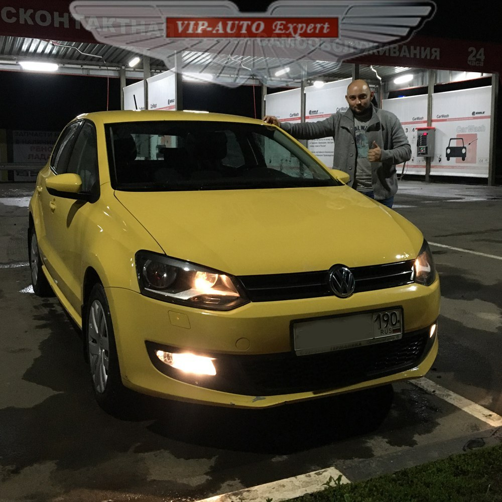 VW Polo 1.4 mt, 2010 г