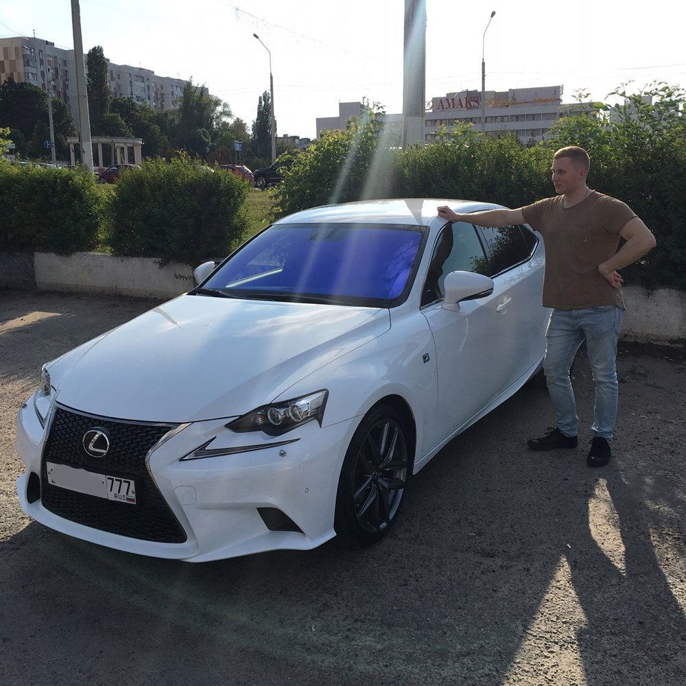 Lexus IS250, 2014 г.